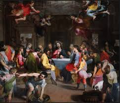 barocci last supper